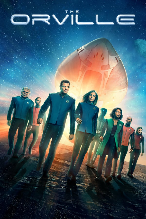Watch The Orville TV Series 2017 Online