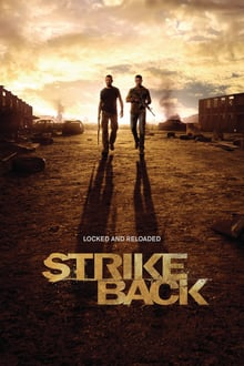 Strike Back TV Series (2010)