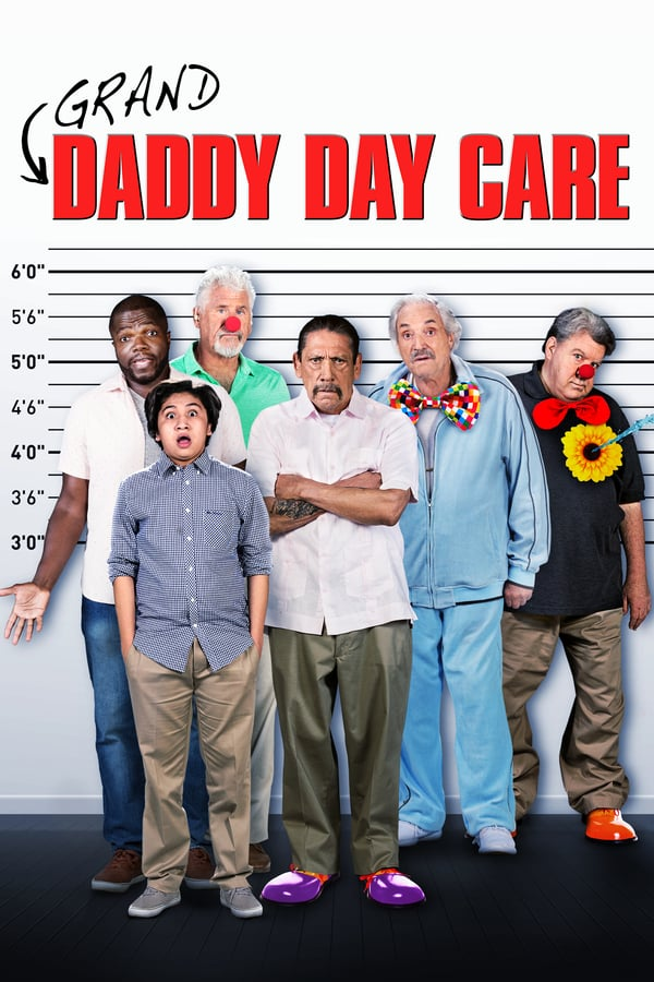 Grand-Daddy Day Care (2019) Online