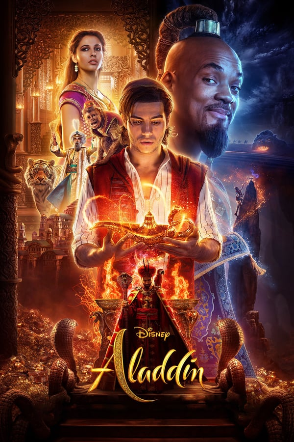 Watch Aladdin (2019) Online