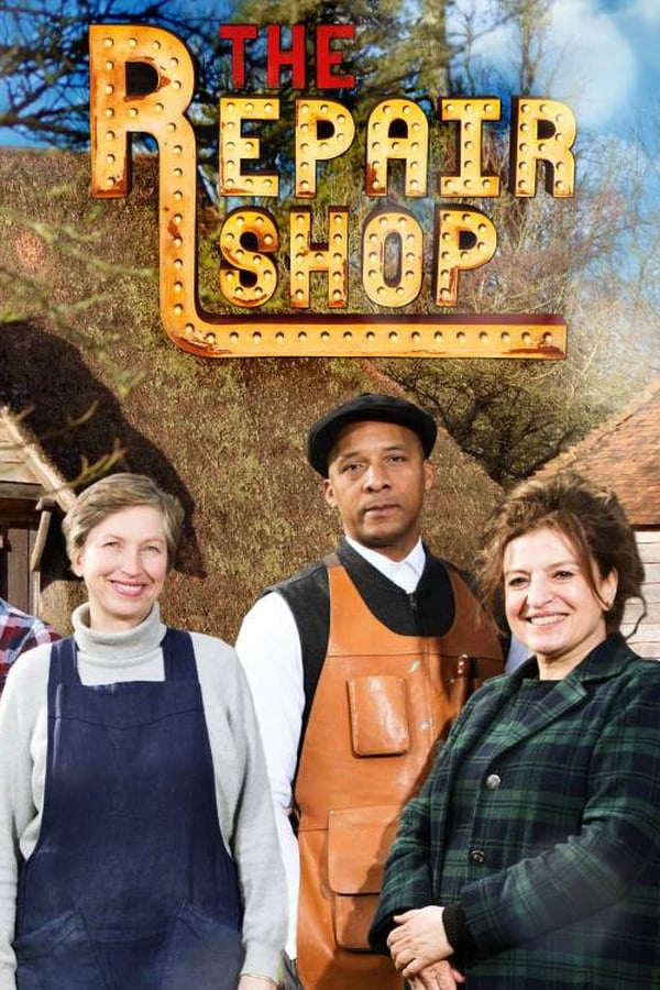 Watch The Repair Shop (TV Series 2017) Online