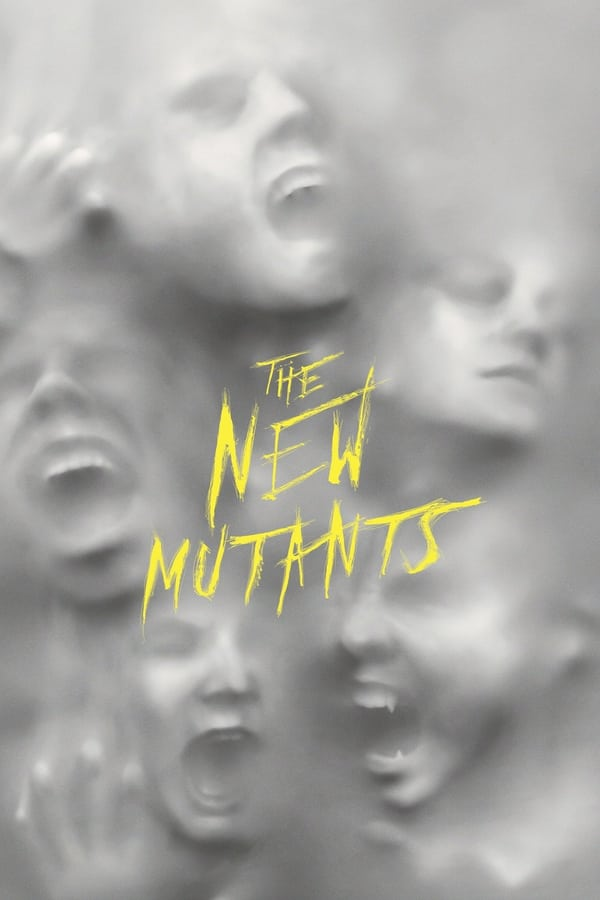Watch The New Mutants (2019) Online